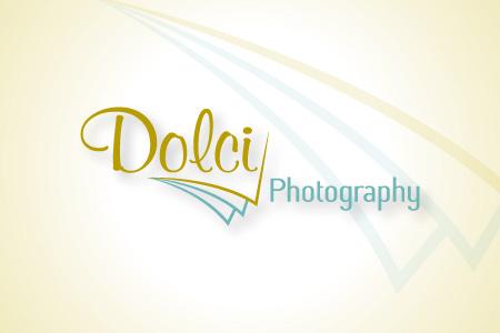 Dolci Photography Logo Design