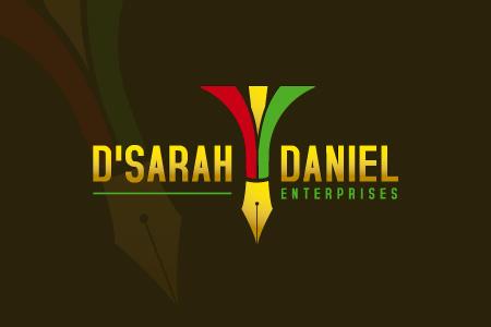 D'Sarah Daniel Logo Design
