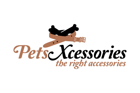 Pets Xcessories Logo Design