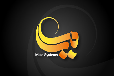 Maia Systems Logo Design