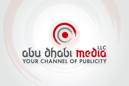 Abu Dhabi Media Logo Design