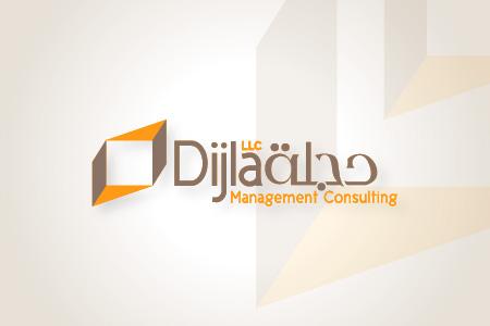 Dijla Logo Design