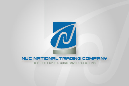 National Trading Company Logo Design