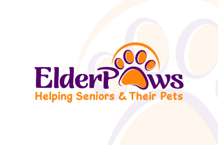 Elder Paws Logo Design