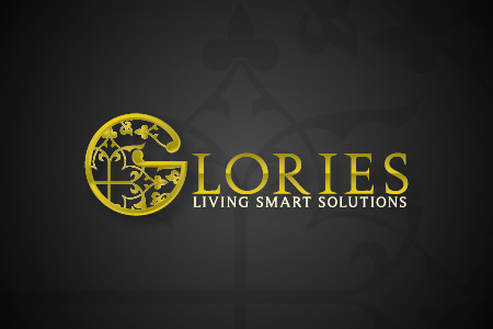Glories Logo Design