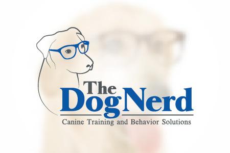 The Dog Nerd LLC Logo Design