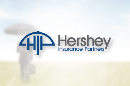 Hershey Insurance Logo Design