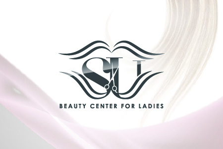 SU Beauty Center Logo Design