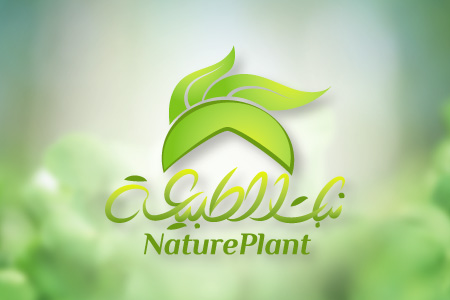 Nature Plant Logo Design