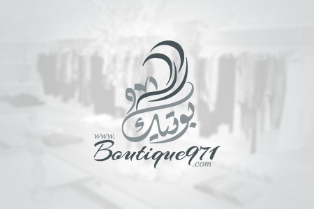 Boutique971 Calligraphy Logo Design