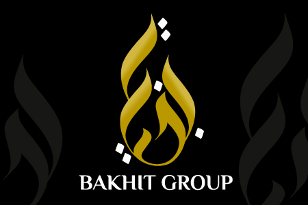 Bakhit Group Logo Design