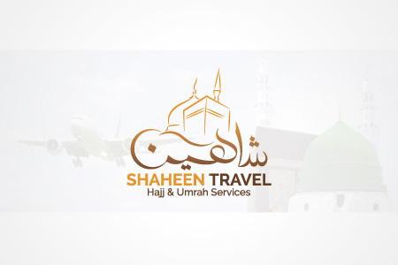 Shaheen Travels - Logo Design