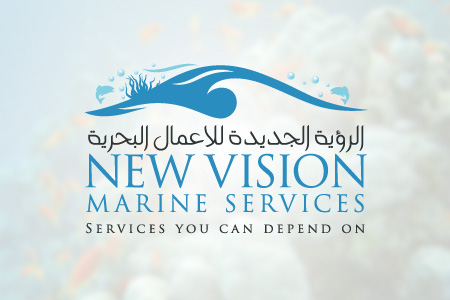 New Vision Marine Services - Logo Design