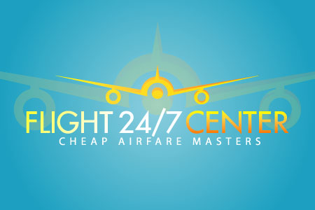 Flight Center - Logo Design