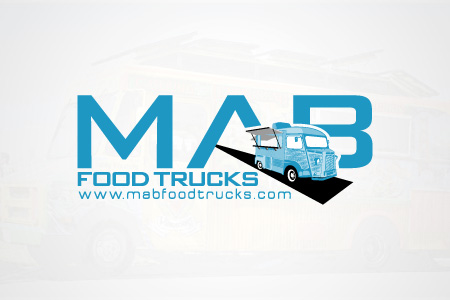 MAB Food Trucks - Logo Design