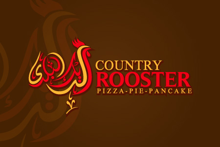Country Rooster - Logo Design