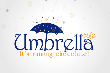 Umbrella Cafe - Logo Design