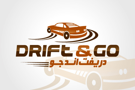 Drift and Go - Logo Design