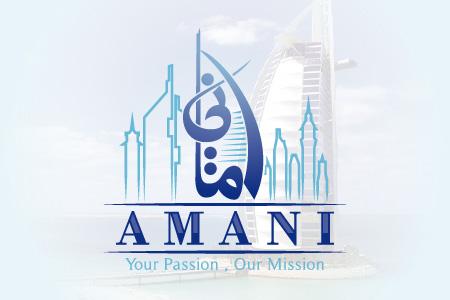 Amani - Logo Design