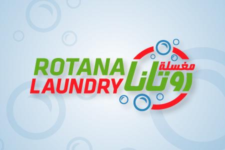 Rotana Laundry - Logo Design