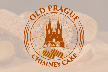 Old Prague Chimney Rolls - Logo Design