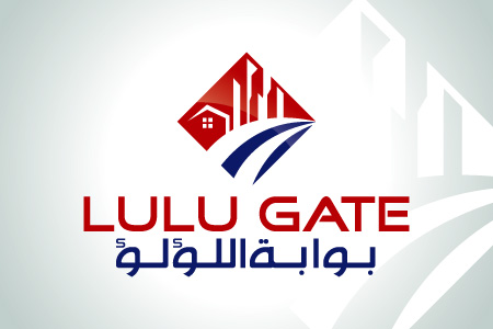 LULU Gate - Logo Design
