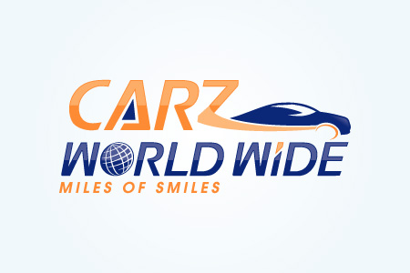 Carz World Wide - Logo Design