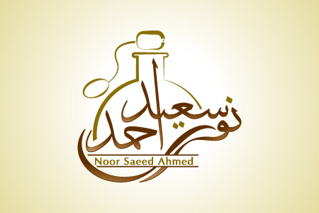 Noor Saeed Ahmed - Logo Design