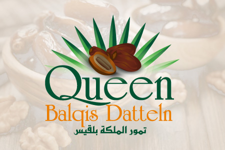 Queen Bilqis Datte In - Logo Design