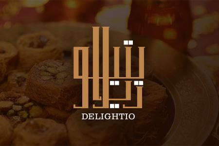 Delighto - Logo Design