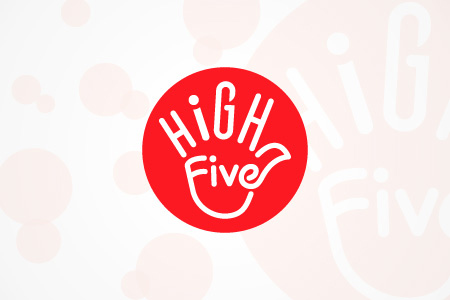 High Five - Logo Design