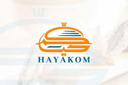 Hayakom - Logo Design