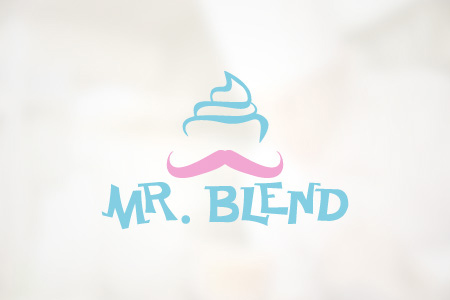 Mr Blen - Logo Design