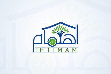 Ihtimam - Logo Design
