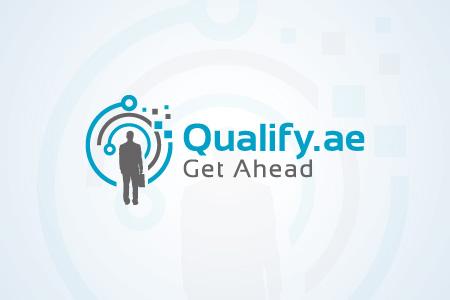 Qualify.ae - Logo Design