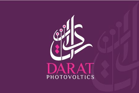 Darat Photovoltics - Logo Design